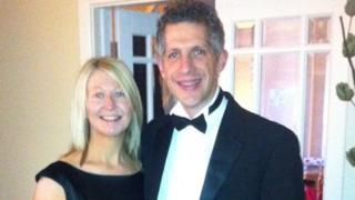 Leanne and Darren McKie