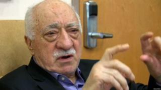Turkiga iyo Gulen