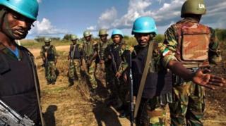 Wanajeshi wa Kenya kurudi Sudan Kusini