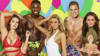 Cast of Love Island