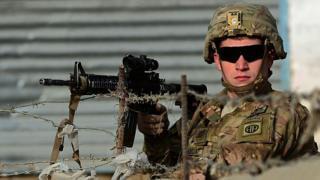 Abasirikare ba Amerika muri Afuganistani