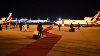 The Airport of Abuja is a major hub in West Africa