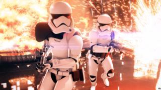 Star Wars: Battlefront 2 press image