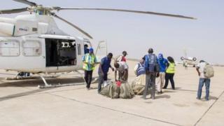 Fiye da shekara guda ke nan da kungiyar agaji ta Medicins Sans Frontiers ke aiki a garin Rann na jihar Borno