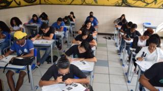 Escola na Bahia