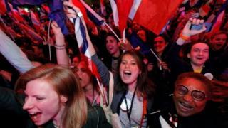 Cử tri Pháp sau kết quả bầu cử vòng 1