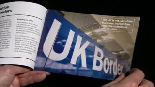 Government EU leaflet