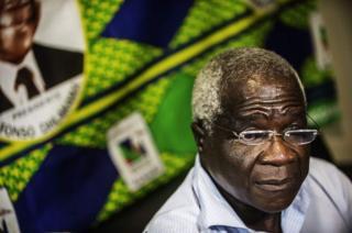 Afonso Dhlakama alirejea mafichoni mwaka 2014