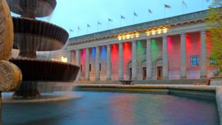 Dundee's Caird Hall