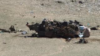 L'incident a eu lieu près de Méchria, 650 km au sud-ouest d'Alger la capitale lors d'une patrouille nocturne programmé dans le cadre des vols d'instruction.