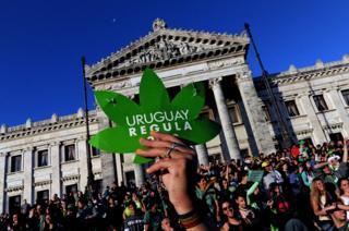 Uruguay esrar