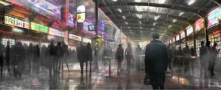 Blade Runner concept art