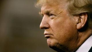 Trump ya ce abinda Koriya ta Arewa ta ke yi sam bai dace ba