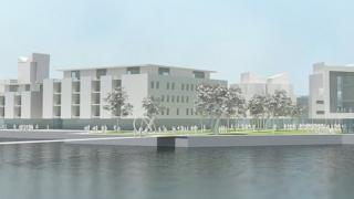 SA1 Waterfront artist impression