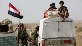 Yemen soldiers (file image)