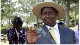 Ouganda, Yoweri Museveni