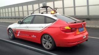 Baidu has been developing an artificial intelligence system to help its driverless cars navigate
