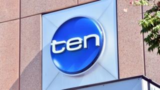A Ten Network logo