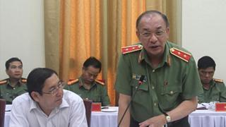 Tướng Lê Đông Phong