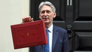 The current Chancellor of the Exchequer, Philip Hammond