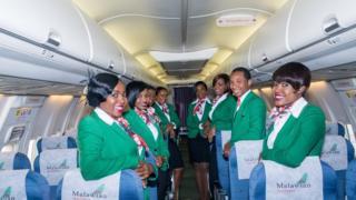 Ndege hiyo itakuwa chini ya Kapteni Yolanda Kaunda na Lusekelo Mwenifumbo