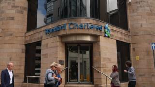 Kantor Standard Chartered di Jersey