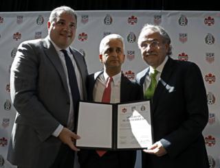 الولايت المتحدة، كندا، المكسيك