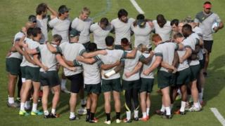 Rugby, Afrique du Sud