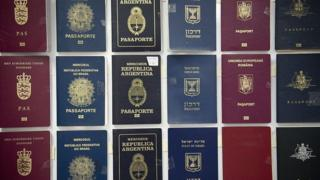 passport for different countries