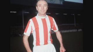 Sir Stanley Matthews in 1963