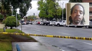 پلیس چهار نقطه ای که تیراندازی در آنها انجام شد را بست