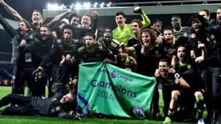 Chelsea vô địch lần thứ 5 dưới kỷ nguyên Roman Abramovich
