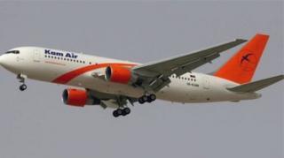 شرکت کام ایر در پی منع هواپیمایش در بامیان، پروازهای خود به این ولایت را متوقف کرده است