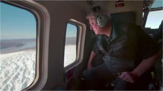 Al Gore delivers pictures of a rapidly melting Arctic