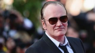 Quentin Tarantino. Photo: May 2014