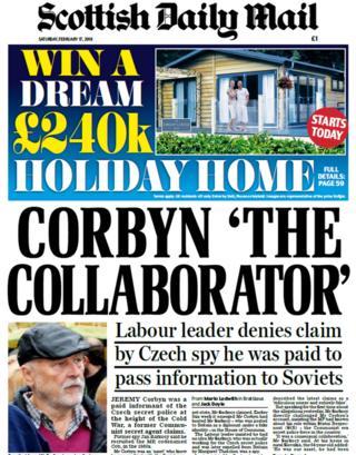 Scottish Daily Mail