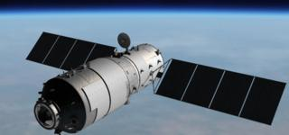 Artwork: Tiangong-1