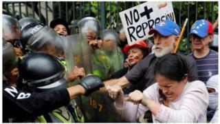Kasar Venezuala