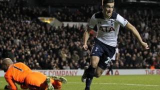 Harry Winks a wasansa na farko a Tottenham