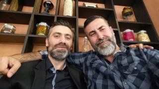 Dyab Abou jahjah ve Ahmet Koç