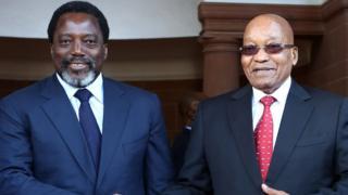 L'un des principaux sujets abordés était le processus électoral en cours en République démocratique du Congo.