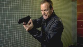 Kiefer Sutherland in 24: Live Another Day
