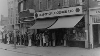 Jessops in Oxford Street, Leicester