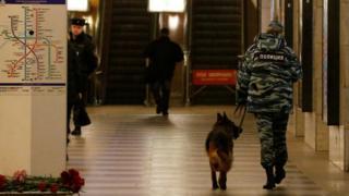 Sankt-Peterburg metrosidagi portlashdan keyin kuchaytirilgan xavfsizlik choralari