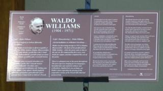 Waldo Williams is considered one of Wales' greatest poets