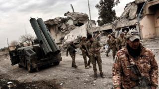 عراق، جنگ موصل