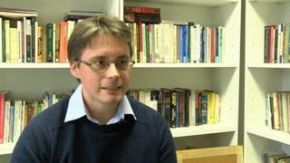 Dr Huw Pritchard