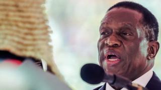 Rais Emmerson Mnangagwa amewateua wakuu wa jeshi katika baraza lake jipya la mawaziri