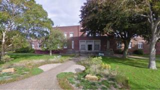 Dorset County Hall in Dorchester