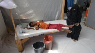 Mlipuko wa Kipindupindu Yemen